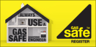 Always use a Gas Safe Registered engineer