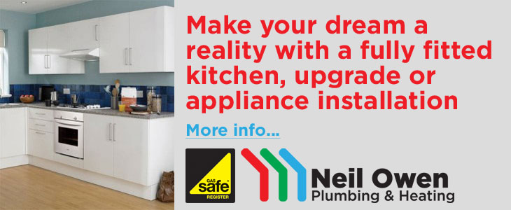 Kitchens from Neil Owen Plumbing & Heating